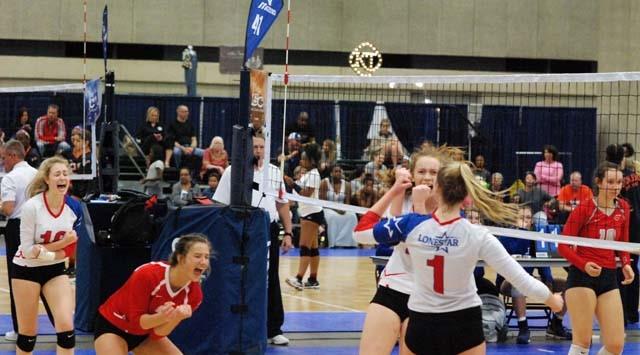 16 Red_Lone Star_Prep Volleyball